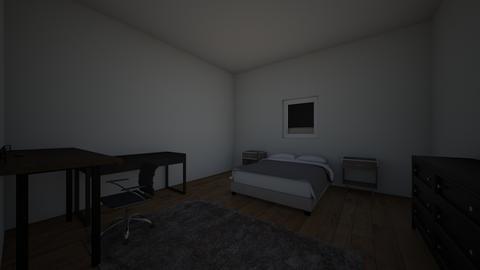 my bedroom - Bedroom - by MauroFN