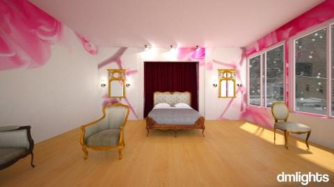 Rose Room - Bedroom  - by DMLights-user-1001197