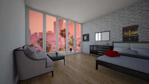 LA Hotelroom - by Jojo Granger