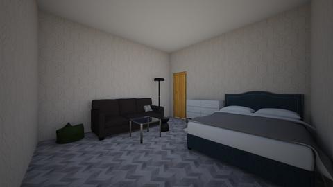 bedroom - Modern - Bedroom  - by s822008