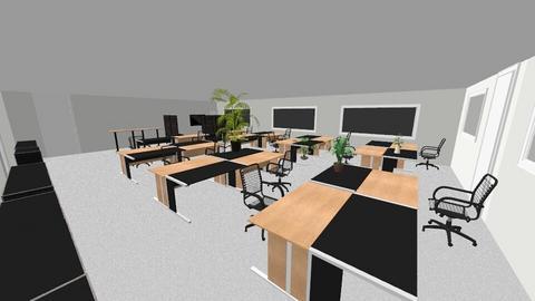 Broadplace Office_Origin - Office  - by splash151