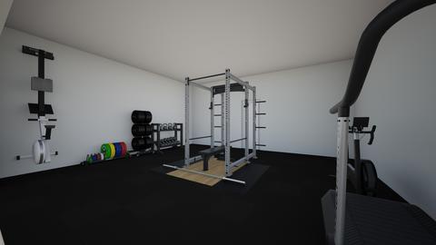 FXBG Garage Gym - by rmichael1