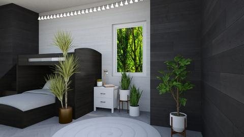 Plant contest_wensday - Modern - Bedroom  - by Wensday