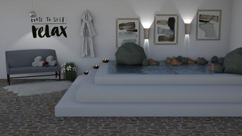 Relax - Bathroom  - by SouthernDeco