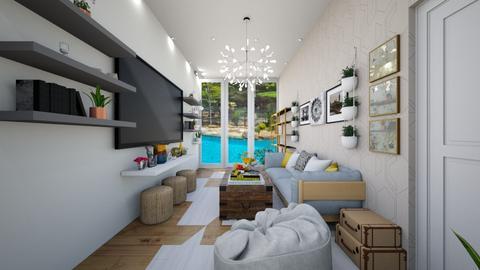 Living room - Living room  - by rea sabs