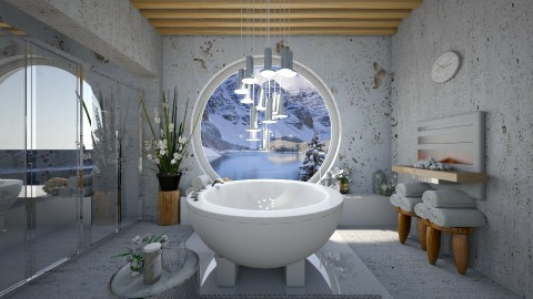 Icelandic - Bathroom - by deleted_1507866329_Daniela Irimia