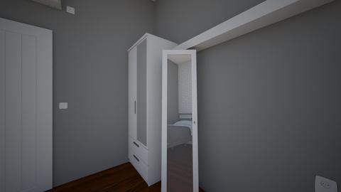 projek1 - Minimal - Bedroom  - by kevinnaufab