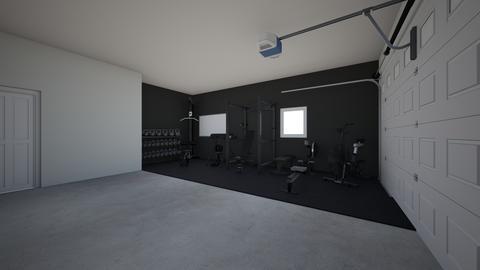 Garage dream - by rogue_634117e469d9eaf45dae1d875ce2d