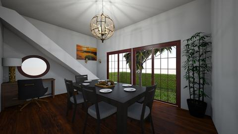Dining Room - Modern - Dining room  - by 0194718