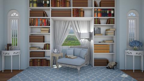 book nook - by fippydude