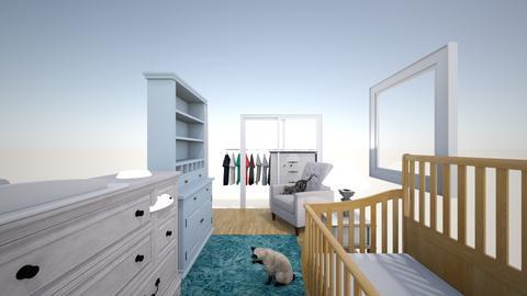 nursery - Kids room - by lostpriestess87