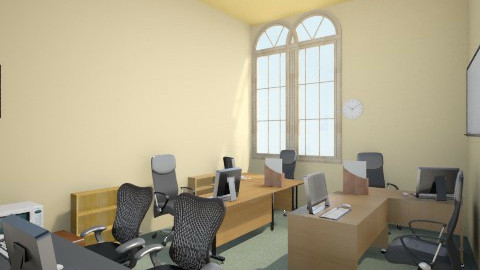 room44 v2 - Eclectic - Office  - by Declan Walsh