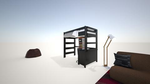 simon - Modern - Kids room  - by JCakes