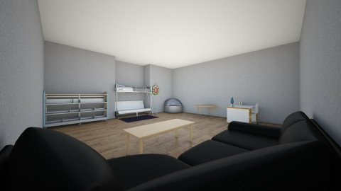 my awesome room - Minimal - Kids room  - by jtlee1120