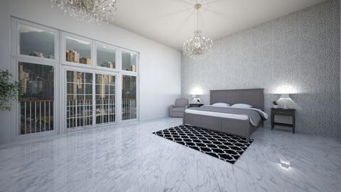 luxury hotel room - by hayden17