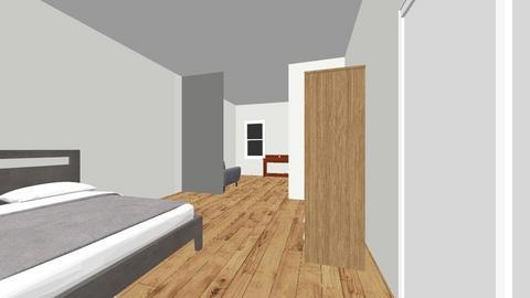 2nd floor - Bedroom  - by dernal