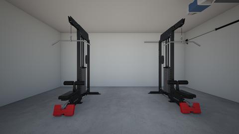 Garage Gym - by rogue_df9881d74fe59930a4d395fd6ae52