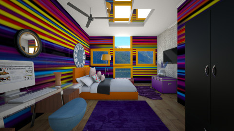 colour exploded  - Modern - by Nhezart Designs