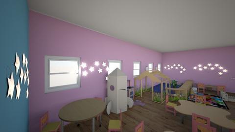 Clase - Kids room  - by Virginia1234
