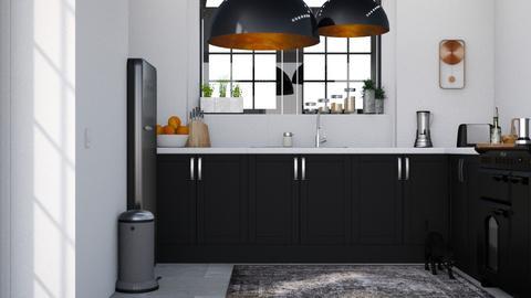 Simplicity - Modern - Kitchen  - by HenkRetro1960