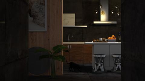 Midnight Snack - Kitchen  - by millerfam