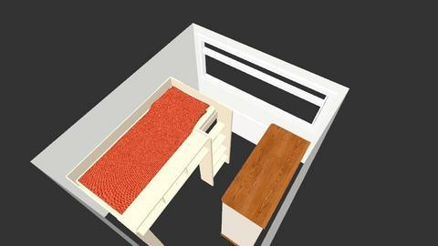 Bedroom small - by cronda