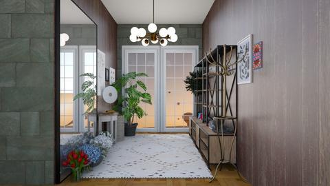 Shoe area - Living room  - by _friedmomo_
