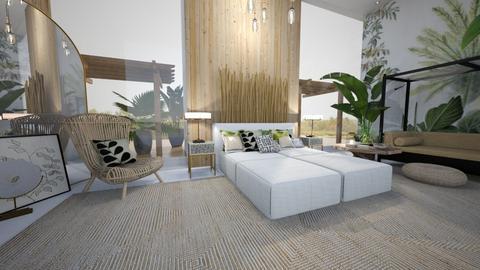 verano - Bedroom  - by ana111
