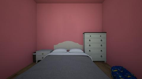 normal bedroom - Bedroom  - by 3000639
