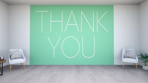 Thank You  - by HorseGirl_E09