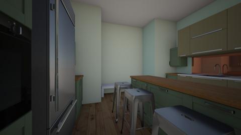 kitchen - Kitchen  - by ryliechilders