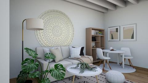 sdv - Living room  - by ilham2001