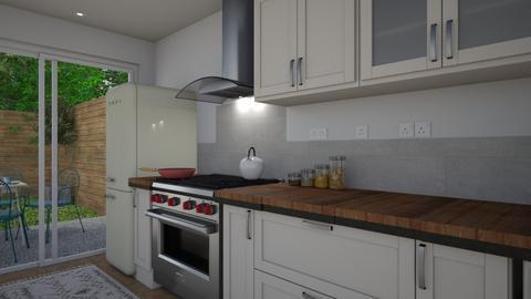 LANDON HOME - Kitchen  - by zozan