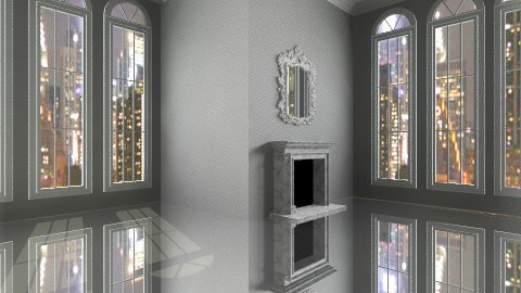 paris - Glamour - Bedroom - by shotzydog