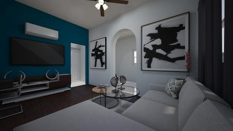 Living Room 4 - Living room - by i3TeaTimei3