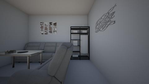 living room  - by kklkkk