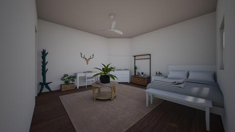 bedroom after - Bedroom  - by joetee