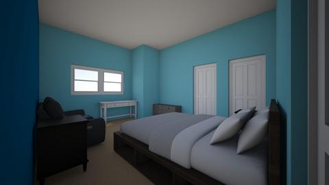 home room  - Bedroom  - by shehrammajid