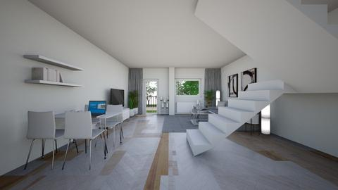 KINCSEM PARK - Living room - by mongo0910