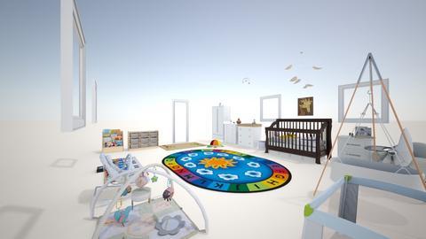 babyroom - Kids room - by crystalg98