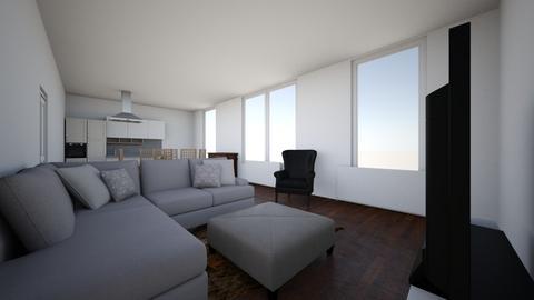 TSteinallee 9 TV Area 3 - Living room  - by dclark101