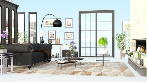 Living room - Vintage - Living room  - by gpce27