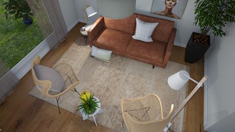 Purely VT - Minimal - Living room  - by SunflowerStudios