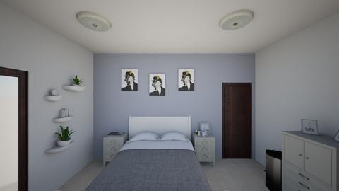 IVANNA NEW BEDROOM - Modern - Bedroom - by Ivanna Ledezma
