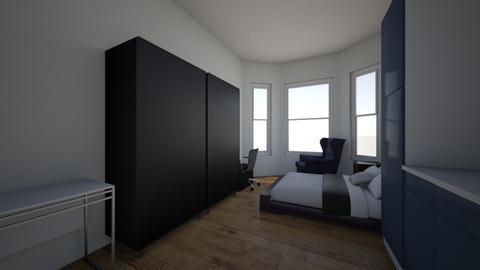 Olav Kyrres Gate 1 - Living room  - by Hakonwj