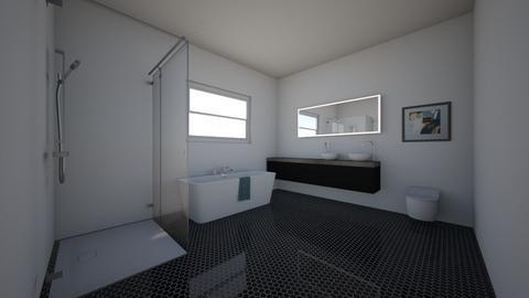 bathroom n  - Bathroom - by nathalyhaviar