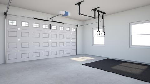 Brent Gym - by rogue_7d4ab3e318ac1c04a4fba12e0bc72