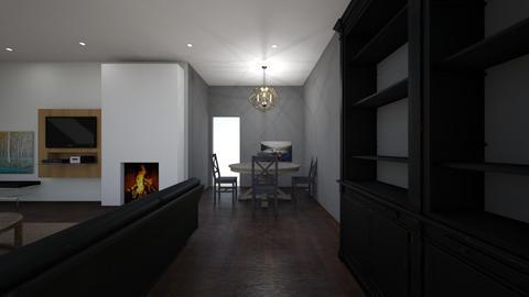 TE - Living room  - by Schemes2Dreams
