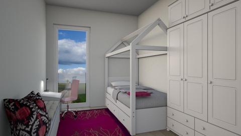 girls - Kids room  - by ewcia3666