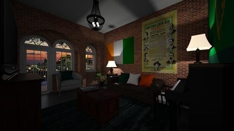 NOLA Living Room - Living room  - by SammyJPili
